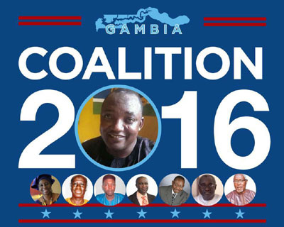 Coalition 2016 poster
